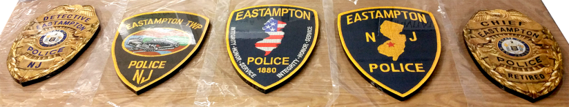 Eastampton Badge Collection Plaques copy
