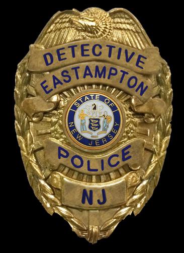 POLICE - DETECTIVE BADGE