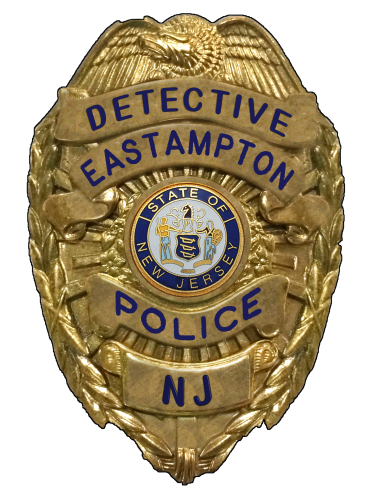 POLICE - DETECTIVE BADGE