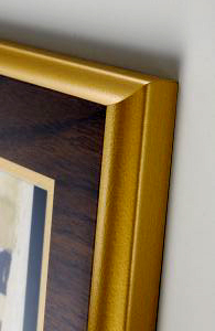 """DELUXE: .75"""" Beveled edge cut """"Traditional"""""""