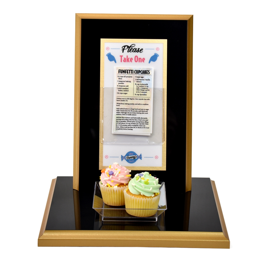 TakeOne Funfetti Plaque