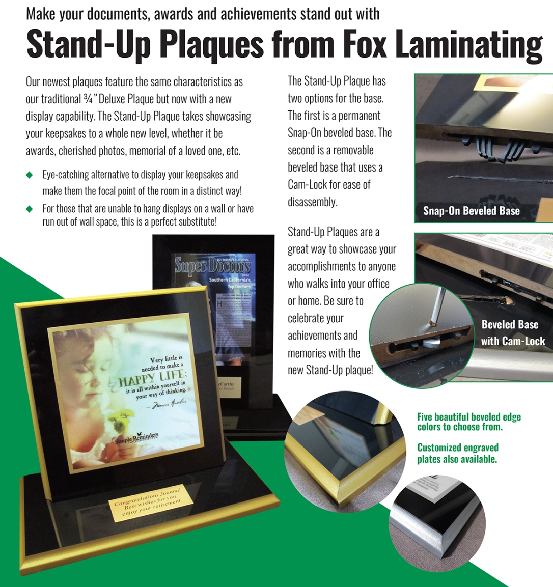 Stand Up Plaque BroCHURE-2