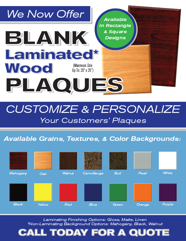 BLANK VIRTUAL PLAQUES-FLYER